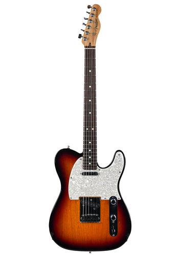 Fender Custom Fender Custom Classic Telecaster 3 Tone Sunburst 2000
