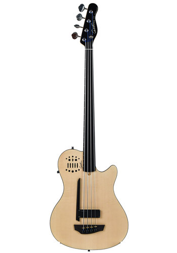 Godin Godin A4 Ultra SA Fretless Bass Natural SG