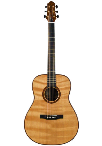 Sergei de Jonge Sergei de Jonge Mini Dreadnought Figured Sapele Bearclaw Spruce