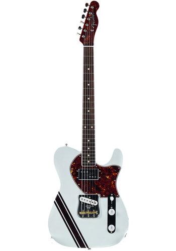 Fender Custom Fender Custom Shop Apprentice Built Steve Mather 60s Tele Olympic White