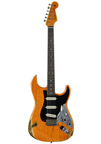 Fender Custom Fender Custom Shop LTD Poblano II Stratocaster Heavy Relic Naturalral
