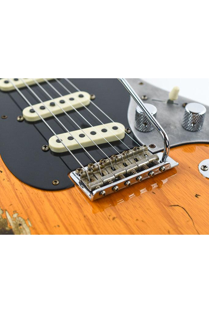 Fender Custom Shop LTD Poblano II Stratocaster Heavy Relic Natural