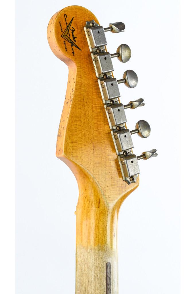 Fender Custom Shop LTD Poblano II Stratocaster Relic Black