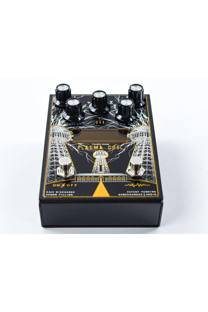 Gamechanger Audio Third Man Records Plasma Coil Octave Distortion Pedal