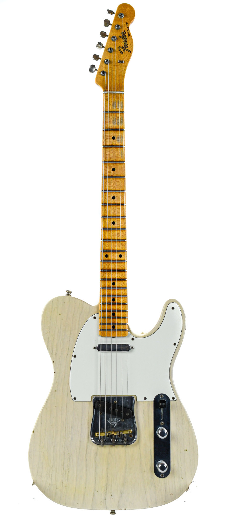 Fender Post Modern Telecaster Blonde Journeyman Relic 2015