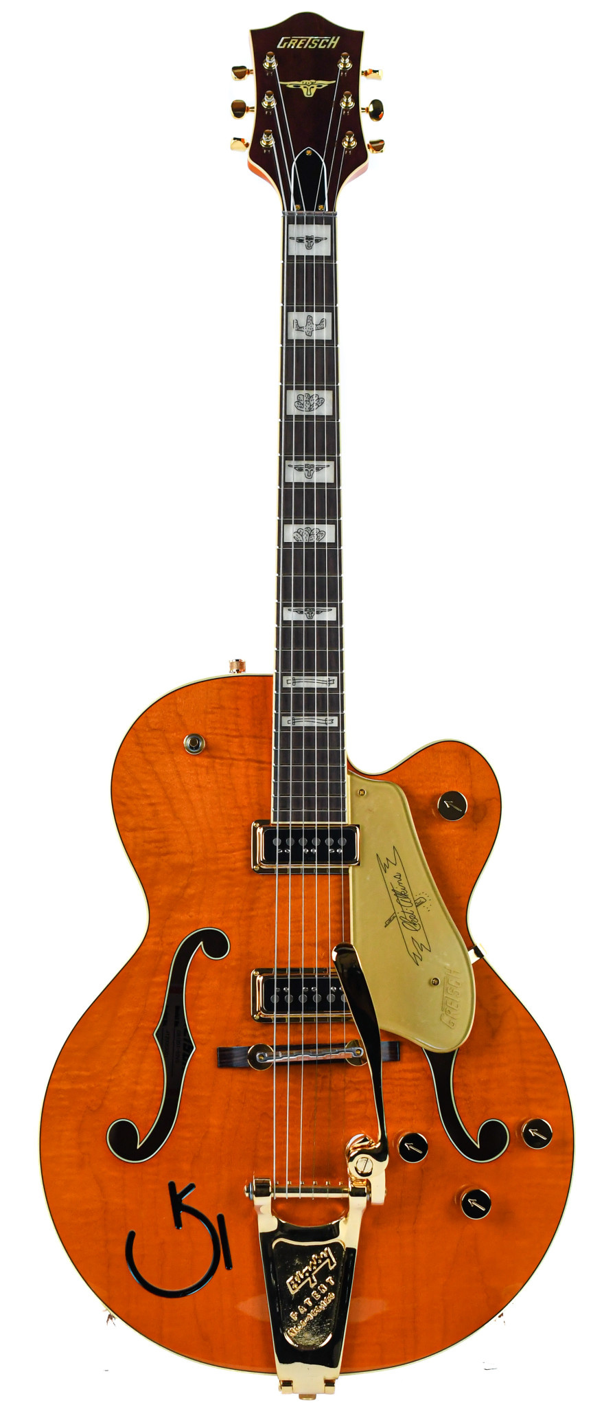 Gretsch G6120T55 Vintage Select '55 Chet Atkins Hollowbody
