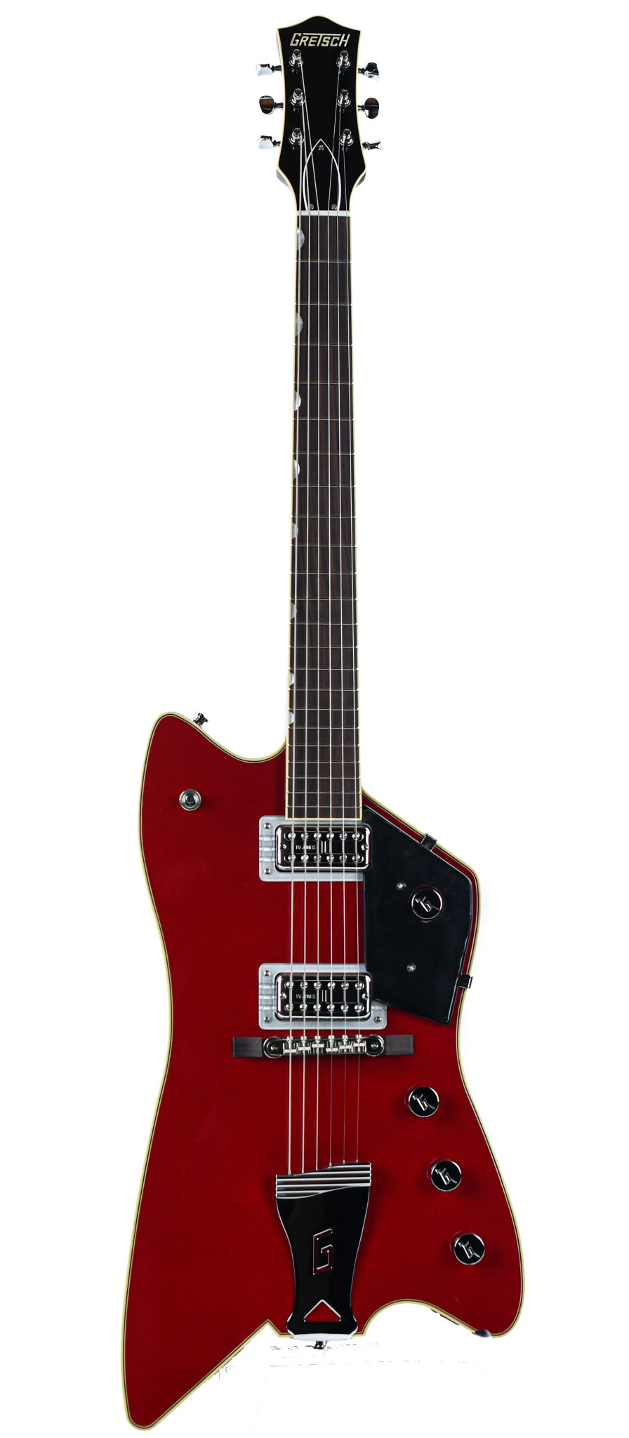 Gretsch G6199 Billy-Bo Firebird Red