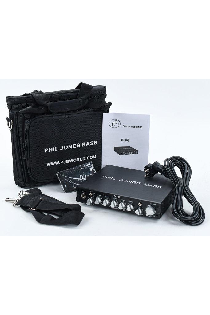 Phil Jones D400 Bass Head