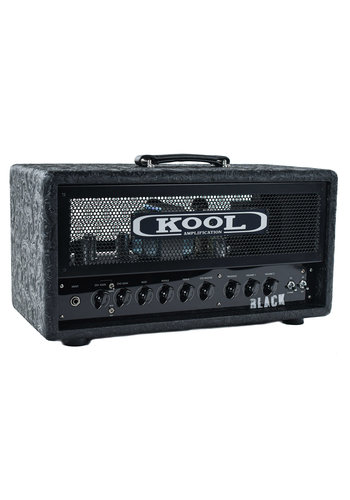 Kool Amplification Kool Black 50 W Head B Stock