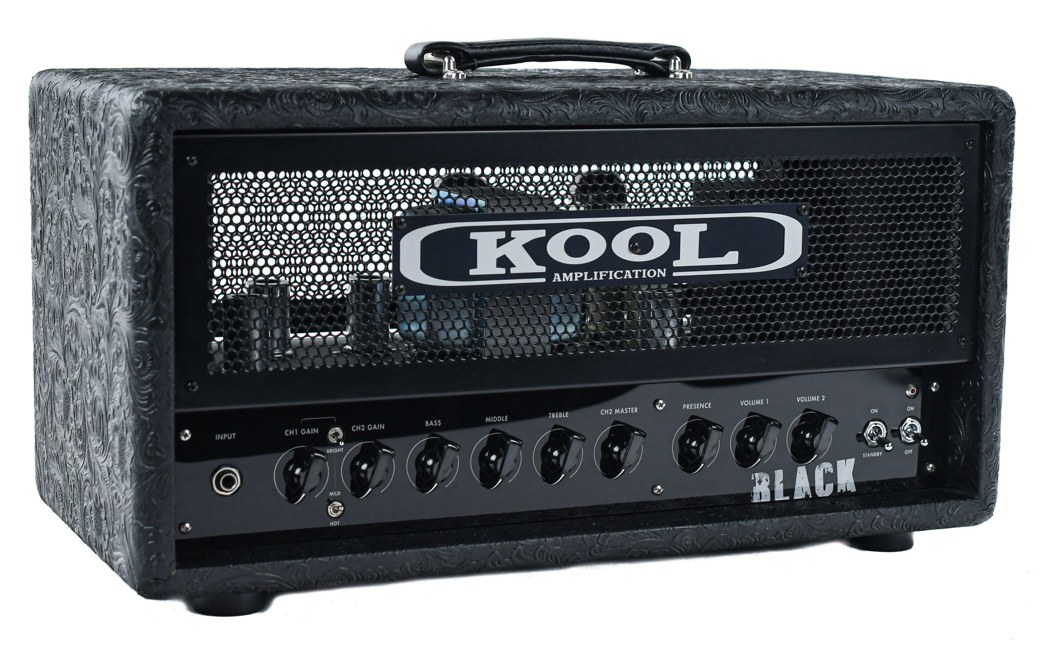 Kool Black 50 W Head B Stock