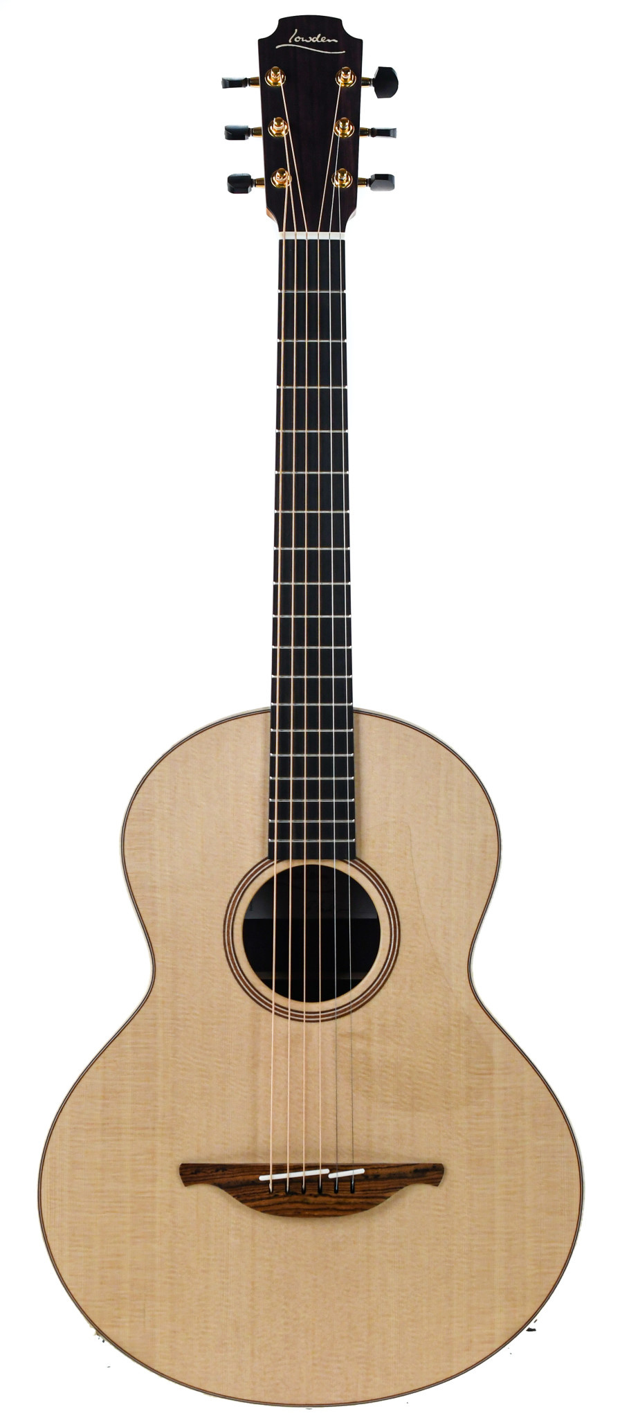 Lowden S32 12 Fret Indian Rosewood Sitka Spruce