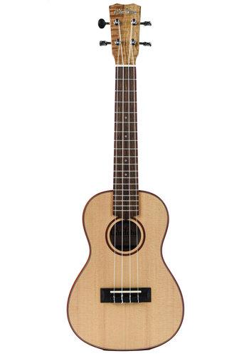 Cordoba Cordoba 24C Concert Spalted Maple Spruce Ukulele