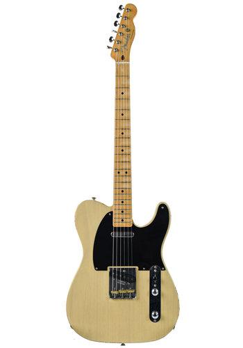 Fender Fender Vintera Road Worn '50s Telecaster Vintage Blonde 2020
