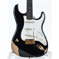 Fender Custom Shop 64 Stratocaster Black Relic