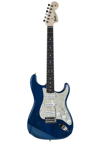 Fender Custom Fender Custom Shop 66 Stratocaster Sapphire Blue Transparent NOS