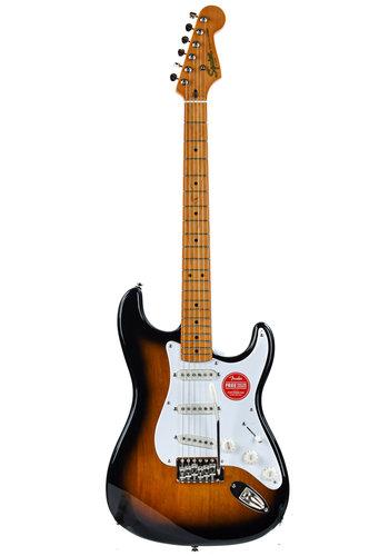 Squier Squier Classic Vibe 50s Stratocaster Maple Neck 2 Color Sunburst