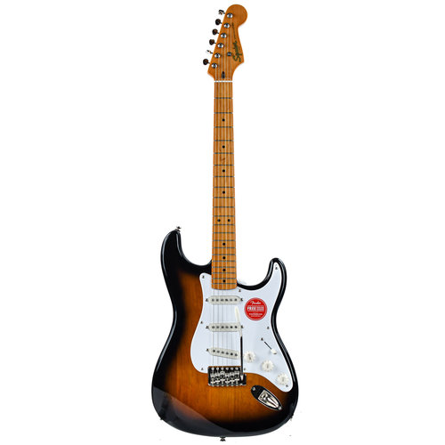 Squier Squier Classic Vibe 50s Stratocaster Maple Neck 2 Color Sunburst