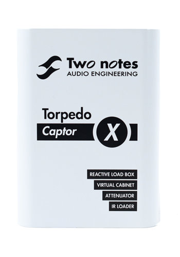 Two Notes Two Notes Torpedo Captor X 8 Ohms