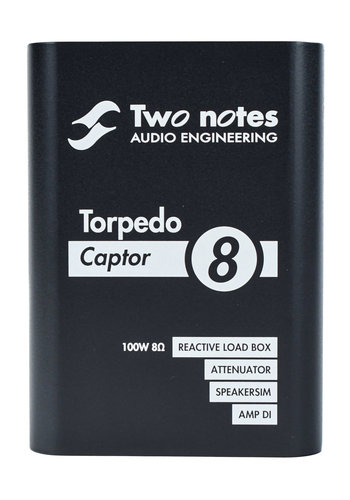 Two Notes Two Notes Torpedo Captor 8 Ohms