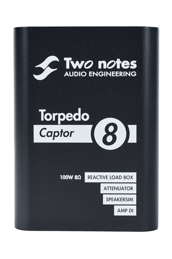 Two Notes Torpedo Captor 8 Ohms