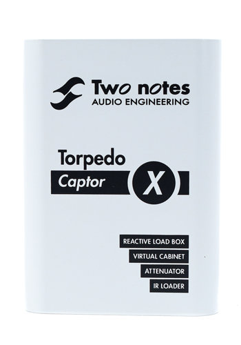 Two Notes Two Notes Torpedo Captor X 16 Ohms