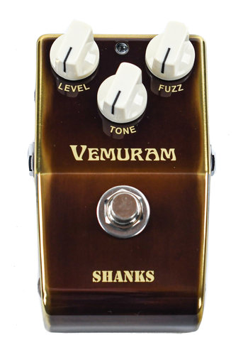 Vemuram Vemuram Shanks II Fuzz