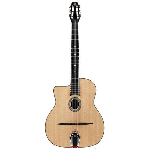 Eastman Eastman DM1 Natural Gypsy Guitar Lefty