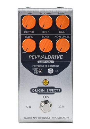 Origin Effects Origin Effects RevivalDrive Compact