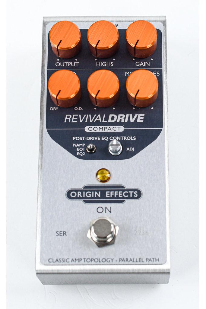 Origin Effects RevivalDrive  Compact