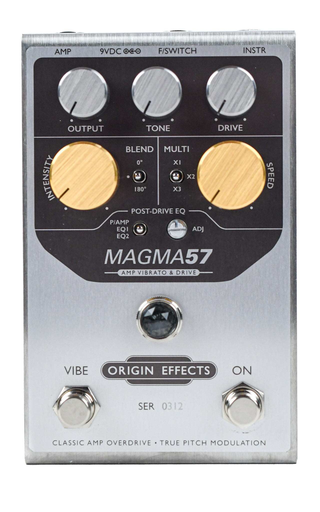 Origin Effects Magma57 Vibrato Drive