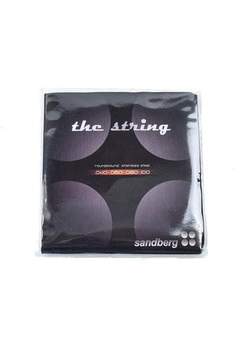 Sandberg Sandberg The String Roundwound Stainless Steel 40-100