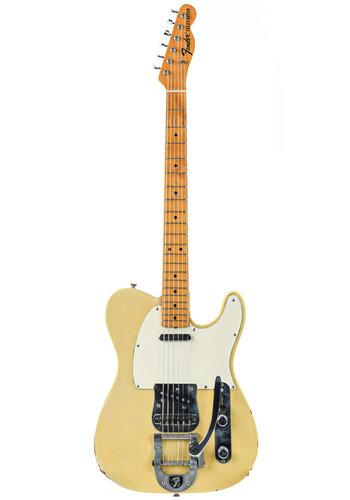 Fender Fender Telecaster Bigsby Olympic White 1968