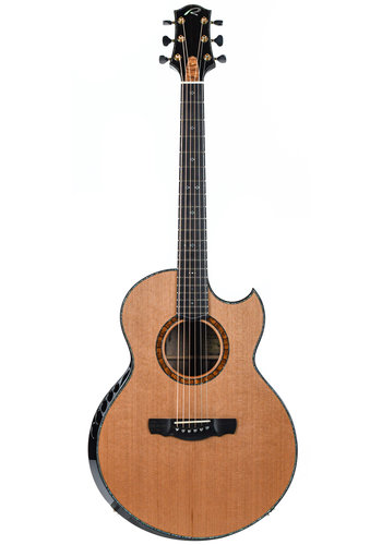 Kevin Ryan Kevin Ryan Nightingale Grand Soloist Koa Ancient Cedar