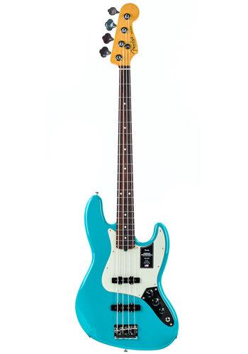 Fender Fender American Pro II Jazz Bass Miami Blue