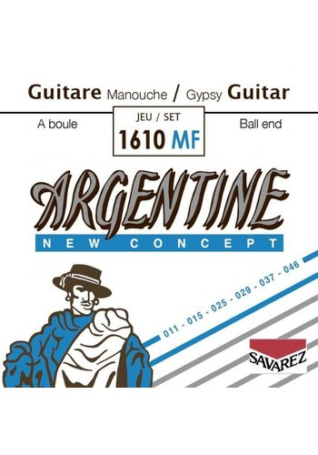 Savarez Savarez Argentina 1610MF Ball End