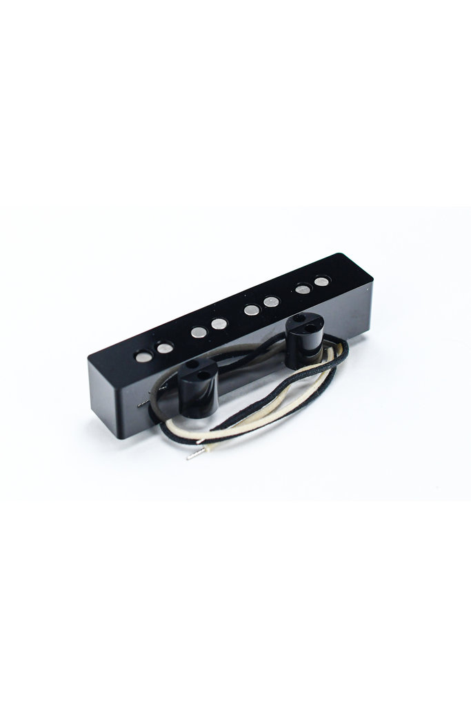 Lollar Jazz Bass 4 String Set Black