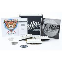 Lollar Stratocaster Special Set Flat Parchment