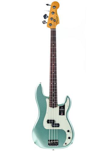 Fender Fender American Pro II Precision Bass Mystic Surf Green