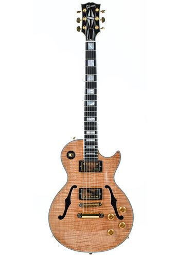 Gibson Gibson Custom Shop Les Paul Custom Florentine LTD Natural 2014