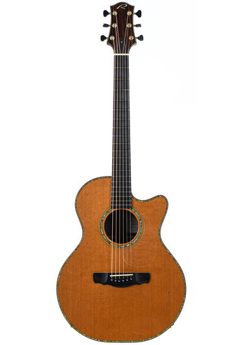 Kevin Ryan Kevin Ryan Grand Concert Mission Cedar Rosewood 1998