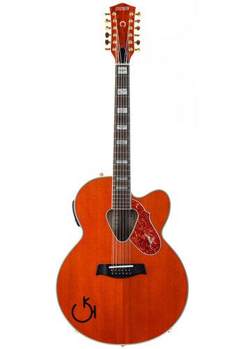 Gretsch Gretsch 6022C 12 String Rancher USA Orange 1992