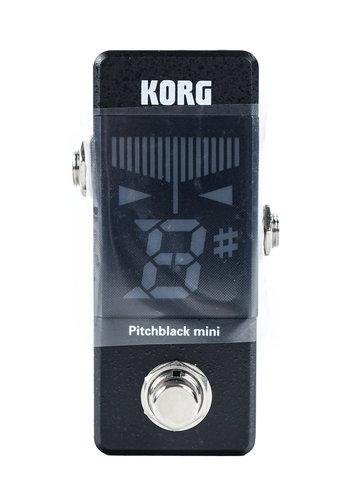 Korg Korg Pitchblack Mini Tuner Black