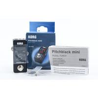 Korg Pitchblack Mini Tuner Black