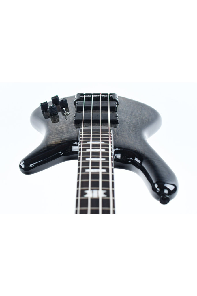 Spector Euro 4 LT Limited Edition Faded Black Gloss