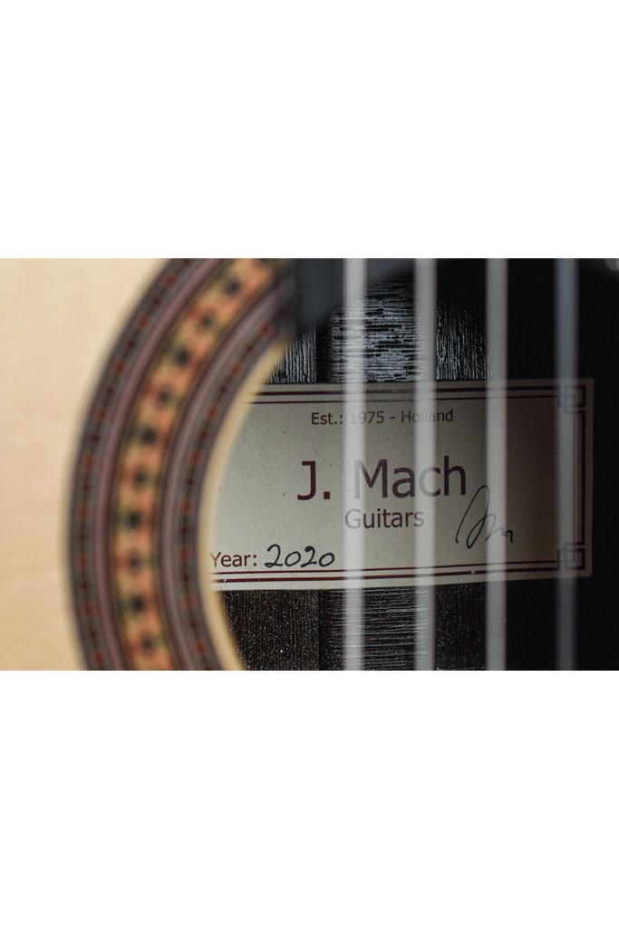 Jaroslav Mach Concert Classical Wenge European 2020 B Stock