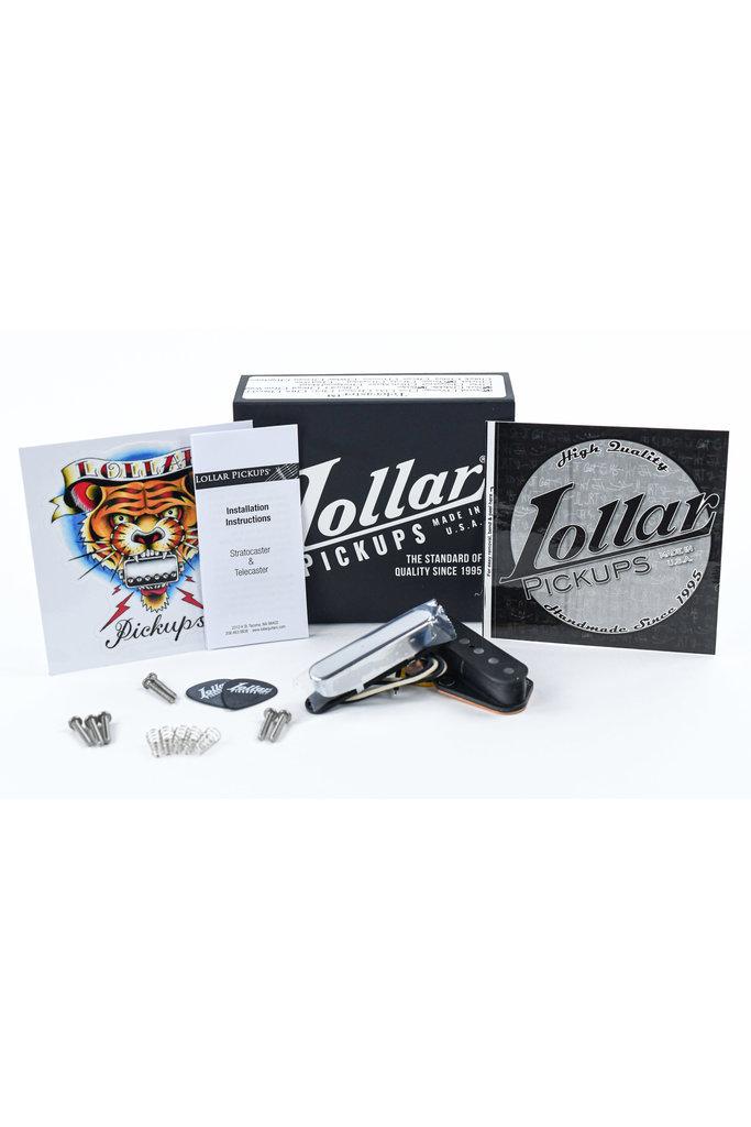 Lollar Telecaster Special Set Chrome