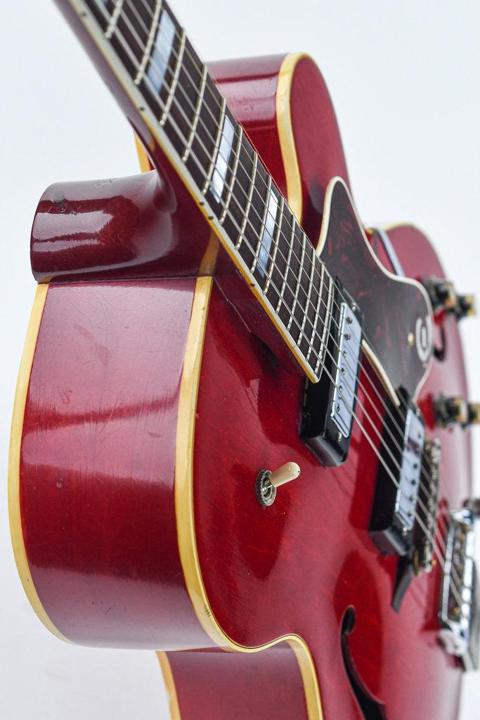 Epiphone Broadway E252C Cherry Red 1966