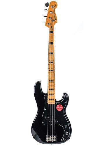 Squier Squier Classic Vibe 70s Precision Bass Black