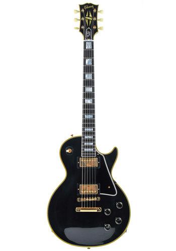 Gibson Gibson 1957 Les Paul Custom Reissue 2 Pickup VOS Ebony