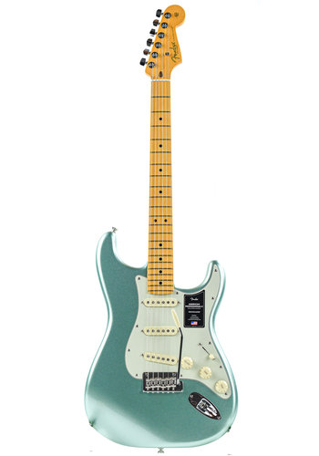Fender Fender American Pro II Stratocaster Mystic Surf Green